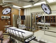 ED Major Trauma Rooms