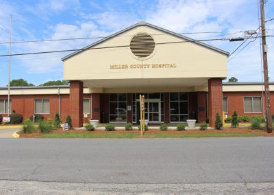 Miller County Hospital Renovation