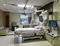 Critical Care Patient Room