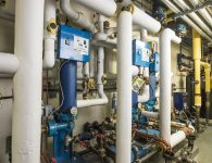 Capital Regional Medical Center Steam Water Heater Project 2